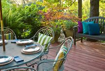 Patio and Porch Inspiration / by OnlineFabricStore