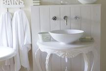 BATHROOMS / by Kathy Sue Perdue (Good Life Of Design)