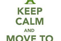 keep calm / by Graciela Barnatan