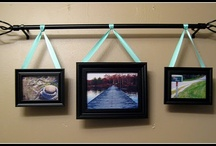 Home Sweet Home- decorating ideas / by Kerry Bollech
