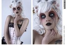 make up ideas / by Leah B