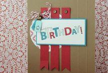 Card Ideas / by Julie Baird