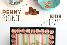 Crafts for Kids / Keep them entertained! / by Wvlt Heather Haley