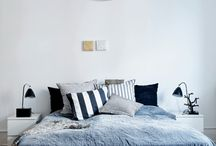 bedrooms / by Claudia