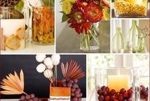 Thanksgiving Ideas / by Sarah Orr