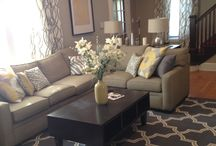 Living room ideas / by Angie Lomax