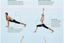 yoga / by Meredith Horne