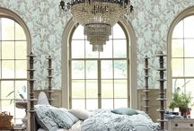 Guest Bedroom Inspiration / by Finding Silver Pennies