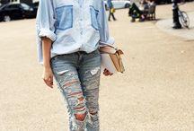 Street fashion / by liz
