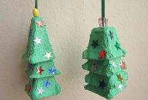 Christmas projects / by Rosemary Plafchan