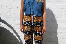 The Summer Pant / by BLITZ LONDON