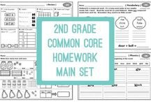 2nd Grade Math / by Jhournai Gallow