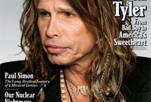 Magazines / Rolling Stones, People, Vogue, etc / by Tanya Lowery