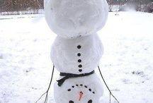 Snowmen & Gingerbread Men / by Kelly Stamper