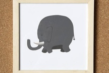Animals   I love Elephants I do / by Claire Archbold