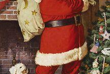 Santa / by Jackie Kelly