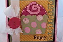 cricut, stampin up, sizzix, provocraft  / by Carrie Stierlen