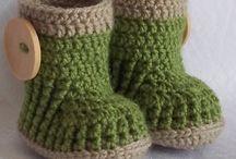 Crocheting / by Cathy Axline