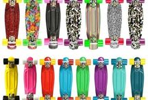 ***PENNY BOARDS*** / by Lily Cureton