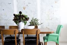 Interiors: Dining Room / by Brittany Brown