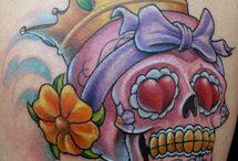 new school tattoo / by Dimitris Vasilopoulos