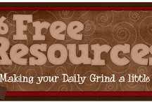 3-6 Free Resources / Free Resources brought to you by the Coffee Club! Join us on 3-6freeresources.blogspot.com for more! / by Misty