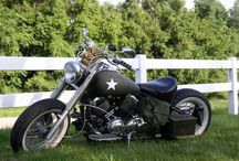Motorcycle stuff / by David Kirkpatrick