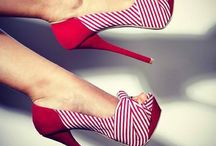 Shoe Love! / A girl can NEVER have too many ; ) / by Paula Calvanico