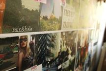 r&h Posters&Postcards / by rain&hale
