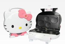 Hello Kitty / Why did I just create this? / by Peach Sathika