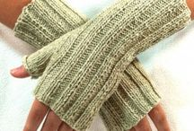 Knitting/crochet / by Judy Prieston-Preston