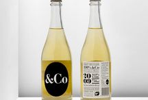 Drinkable Design / I love to look at these labels and bottles. (Though it's what inside that counts). / by Jameson Fink