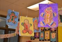 Gingerbread / by The Kindergarten Smorgasboard