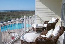 Possible Gulf Vacation Rentals / by Stacey Schlittenhard