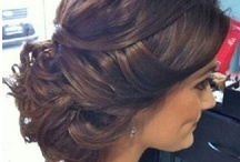 Wedding Hairstyle ideas / wedding hairstyles and updos / by Miranda Lawton