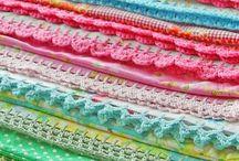 crochet edging / by Kirsten Herranes