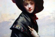 Painted Ladies / by Marilyn Moon