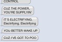 Funnies / by Kelly Stein