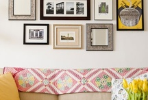 Pictures/Wall Coverings / by Candace Ginos