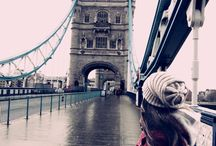 London / by Ros Vima .
