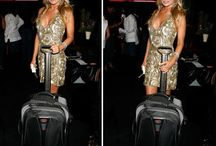 Celebrities with Tumi! / by Tumi