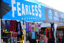 Fearless Gets Warped / Catch Fearless Records all summer on the 2012 Vans Warped Tour - including Breathe Carolina, Blessthefall, Mayday Parade, Motionless In White, Tonight Alive & Chunk! No, Captain Chunk! / by Fearless Records