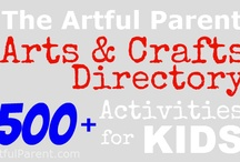 Crafts for kids / by Tracy Cantrell