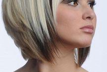 hair styles / by Jenny Vanderhill