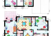 TV Floor Plans / by Roxanne Cure
