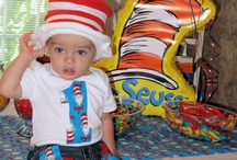 Austins 1st birthday / by Jessica Myette