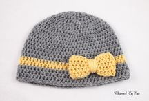 Free Crochet Hat Patterns / by Kristine Swiontek