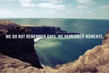Quotes / by Miranda Moreno
