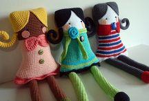 Crochet: Dolls / by Polly Wickstrom