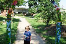 School Garden! / by Elizabeth Renneker